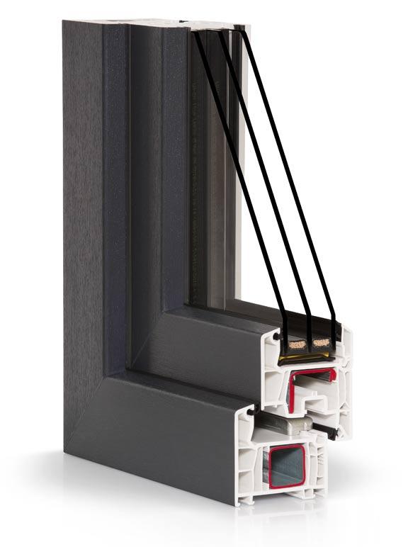 veka softline 76. Black Bedroom Furniture Sets. Home Design Ideas